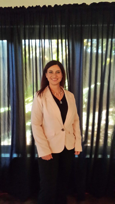 Madeleen Engelbrecht, Chairperson SAICE Transporation Engineering Division